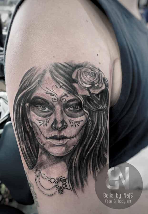 Ekaterina Tattoo