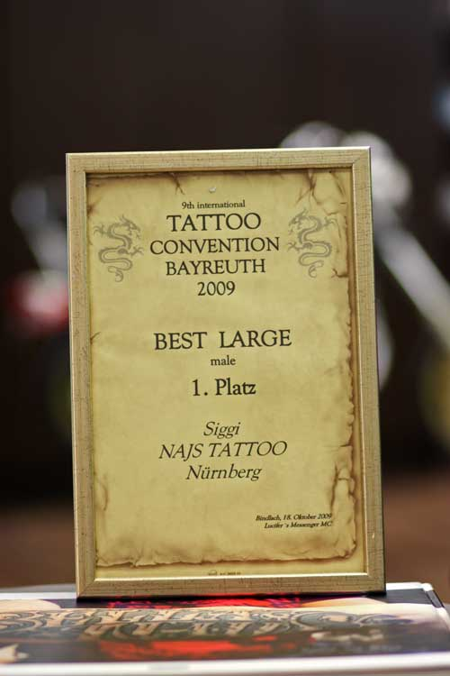 Tattoo Convention Bayreuth