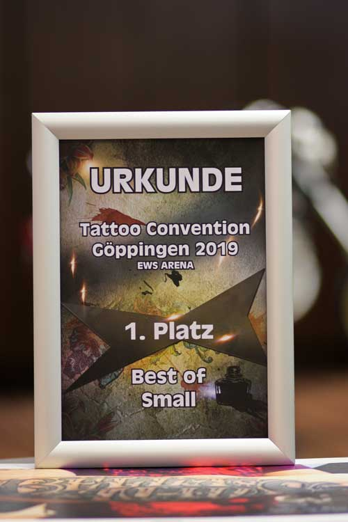 Tattoo Convention Göppingen 2019