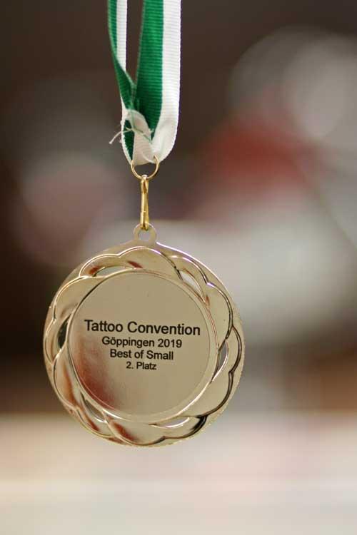 Tattoo Convention Göppingen 2019