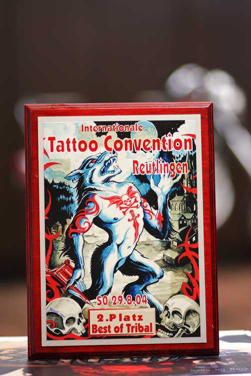 Tattoo Convention Reutlingen 2004